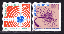 CONGO N°  154 & 155 ** MNH Neuf Sans Charnière, TB  (D1524) - Congo - Brazzaville