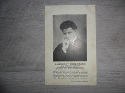 Roulers - Rousselare - Roeselare  :  Albrecht Rodenbach - Roeselare