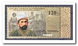 Nagorno Karabaki 2017, Postfris MNH, NIKOL DUMAN - Postzegels