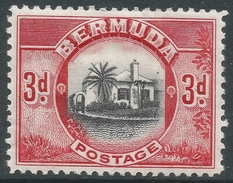 Bermuda. 1936-47 KGV. 3d MH. SG 103 - Bermuda