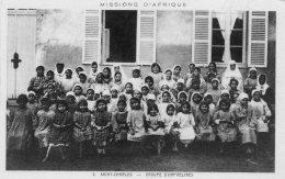 Missions D Afrique Saint Charles Groupe D Orphelines  (LOT 24) - Altri