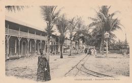 GRAND-BASSAM       Boulevard Trech-la-Plaine - Côte-d'Ivoire