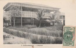 GRAND-BASSAM      L'Hôpital   1907 - Côte-d'Ivoire