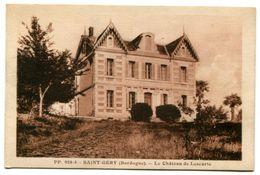 V5  / 24 - Saint-Gery : Le Château De Lescurie - Altri Comuni