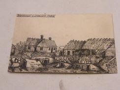 Carte Postale Teilansicht V Drogiska Polen Pologne Feldpost L Lisen 1916 - Pologne