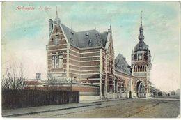 AUDENARDE - La Gare - Oudenaarde