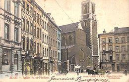 Liège - Eglise Saint-Pholien (animée, Colorisée, Cohn-Donnay & Cie, 1904) - Liege