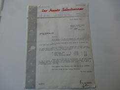 St Chamond Loire Les Jouets Selectionnes 1964 - Imprimerie & Papeterie