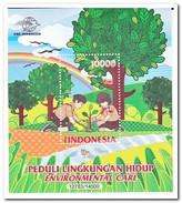 Indonesië 2017, Postfris MNH, ENVIRONMENTAL PROTECTION - Indonesië