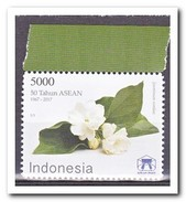 Indonesië 2017, Postfris MNH, Flowers - Indonesië