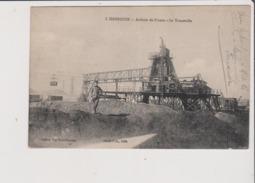 CPA - ISBERGUES - Aciéries De France - La Transvalle - Sonstige Gemeinden