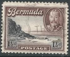 Bermuda. 1936-47 KGV. 1½d Used. SG 100 - Bermuda