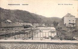 Nessonvaux Gravier (Edit. Os. Lahaye-Heuze, 1908) - Trooz