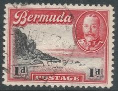 Bermuda. 1936-47 KGV. 1d Used. SG 99 - Bermuda