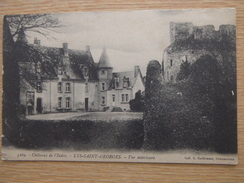 Le Château De L'indre LYS SAINT GEOGES Rare - Francia