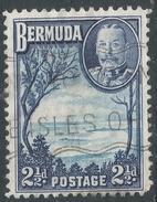 Bermuda. 1936-47 KGV. 2½d Used. SG 102 - Bermuda