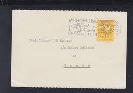 Postkaart Breda 1943 - 1891-1948 (Wilhelmine)