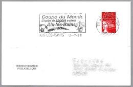 Equipo Nacional De JAPON En Francia'98 - National Team Of Japan. Aix Les Bains 1998 - 1998 – Francia