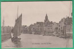 44 - Le Croisic - Une Vue Du Port - Editeur: Thuret - Le Croisic