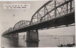 CHINA FORMOSA Taipeh Bridge - Formosa