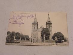 Carte Postale Russie Raciaz Eglise Catholique 1915 - Russie