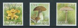 Aland / Aaland 2003 Mushrooms **MNH - Aland