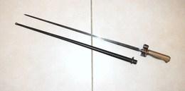 Baïonnette  LEBEL - Knives/Swords