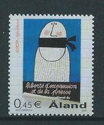 Aland / Aaland 2003 EUROPA  - Poster Art **MNH - Aland