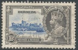 Bermuda. 1935 KGV Silver Jubilee. 1½d Used. SG 95 - Bermuda
