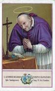 S. ALFONSO M. DE LIGUORI - E - PR - Mm. 68 X 110 - EDIZ. BERTARELLI-MILANO - Religione & Esoterismo