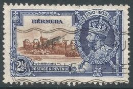 Bermuda. 1935 KGV Silver Jubilee. 2½d Used. SG 96 - Bermuda