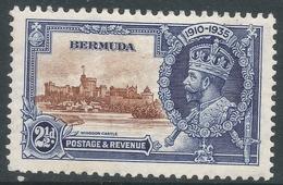 Bermuda. 1935 KGV Silver Jubilee. 2½d MH. SG 96 - Bermuda