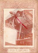 JOURNAL DES DEMOISELLES- JUILLET  1910- AVIATION AVION- MME THERESE PELTIER 1ERE FEMME AVIATEUR - Sciences