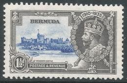 Bermuda. 1935 KGV Silver Jubilee. 1½d MH. SG 95 - Bermuda