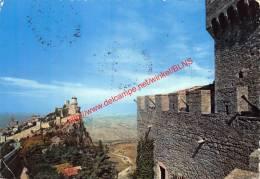 Scorcio Della Secondo Torre - San Marino - Saint-Marin