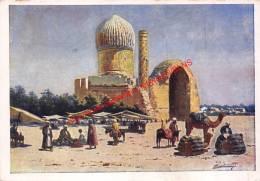 The Tamerlan's Mausoleum - R.Sommer - Ouzbékistan