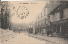 VAUJOURS  Rue Giffard - Otros Municipios