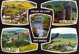 Vallée De L'Our - Das Ourtal - Ouren - Burg-Reuland