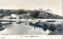Bresil - Rio Vermelho - Bahia - Brazil