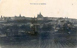 Vista Général De Madrid - Madrid