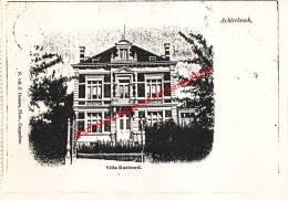 Villa Rustoord - Achterbroek - Kalmthout