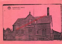 Melkerij - Achterbroek - Kalmthout