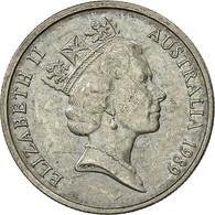 Australie, Elizabeth II, 5 Cents, 1989, SUP, Copper-nickel, KM:80 - Monnaie Décimale (1966-...)