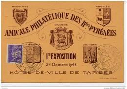 Expo TARBES 1943 - Tarbes