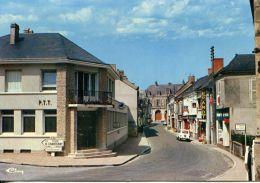 N°59880 GF-Noyen Sur Sarthe Rue Principale La Nouvelle Poste- - Postal Services