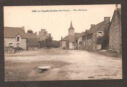 - 6488 - La Chapelle Gaceline ( Morbihan)  Vue Générale ( Attelage De Boeufs ) - Sonstige Gemeinden