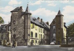 Salers 15 - Route Du Puy Mary - Maison Flogeac - Maison De La Ronade - France