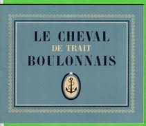 Le Cheval De Trait Boulonnais - Dieren