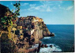 LE CINQUE TERRE - MANAROLA (SP) - La Spezia