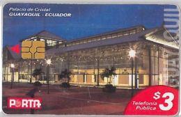 PHONE CARD  EQUADOR (E1.2.1 - Ecuador